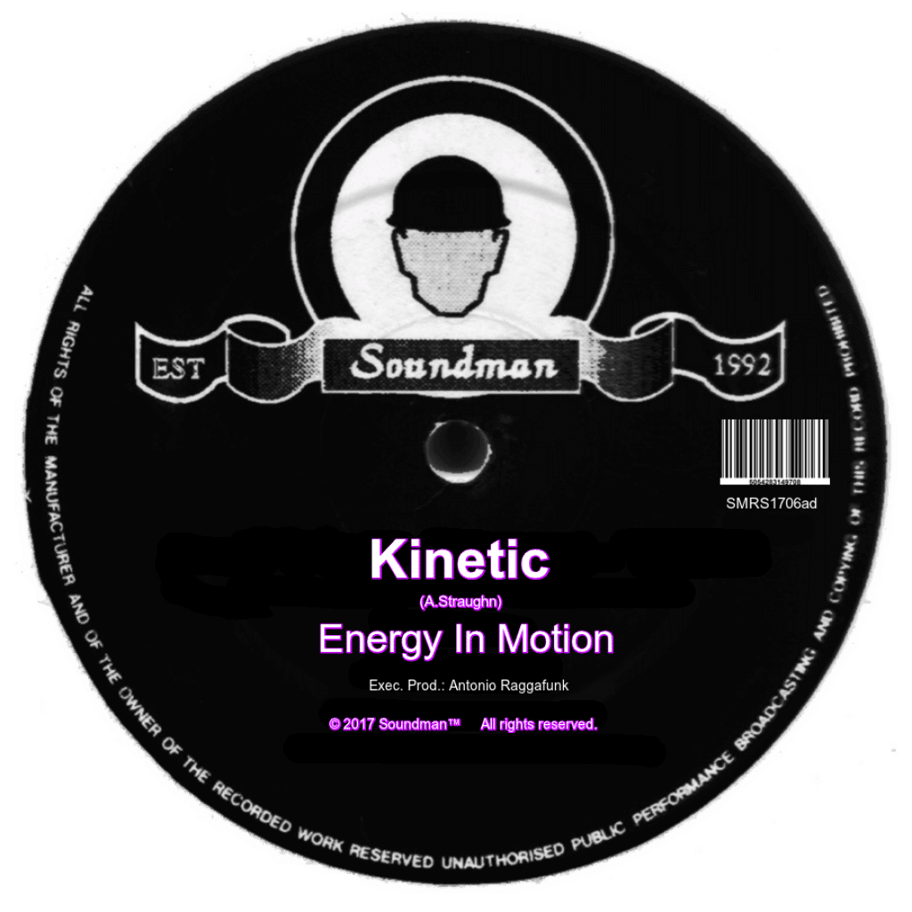 Kinetic – Energy In Motion