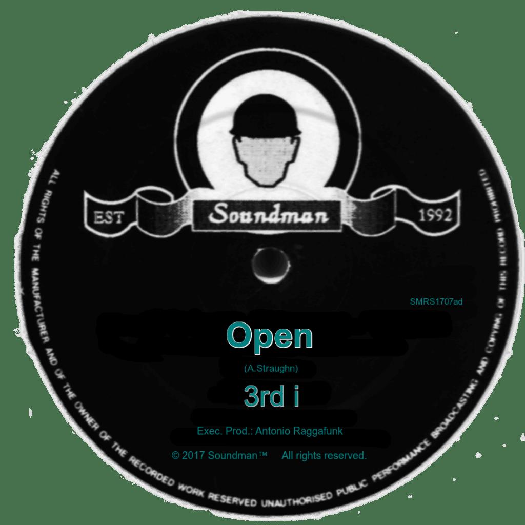 Open – 3rd i