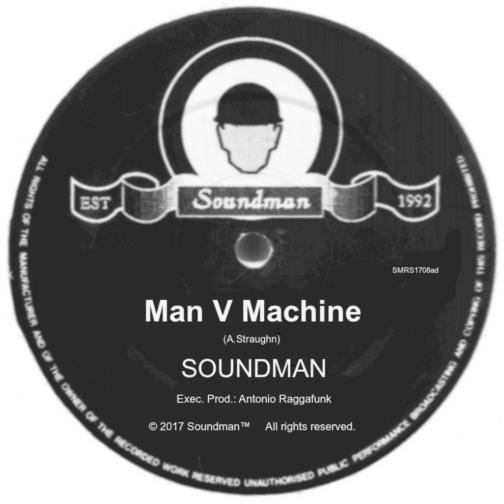 Man v Machine – Soundman