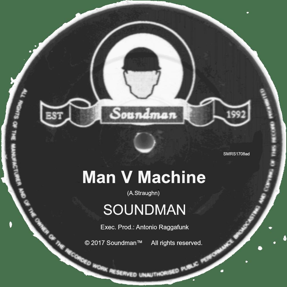 Man v Machine – Soundman