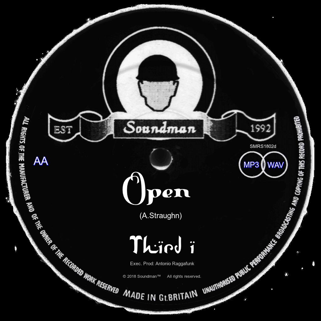 Open – Third i
