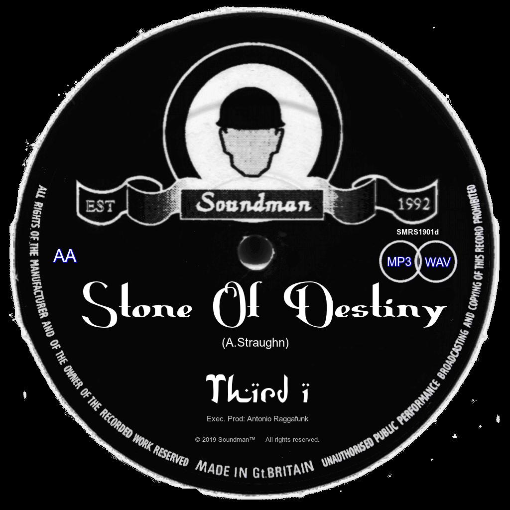 Stone Of Destiny – Third i