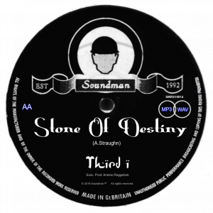 Stone Of Destiny - THIRD i