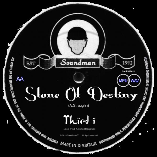 Stone Of Destiny - THIRD i