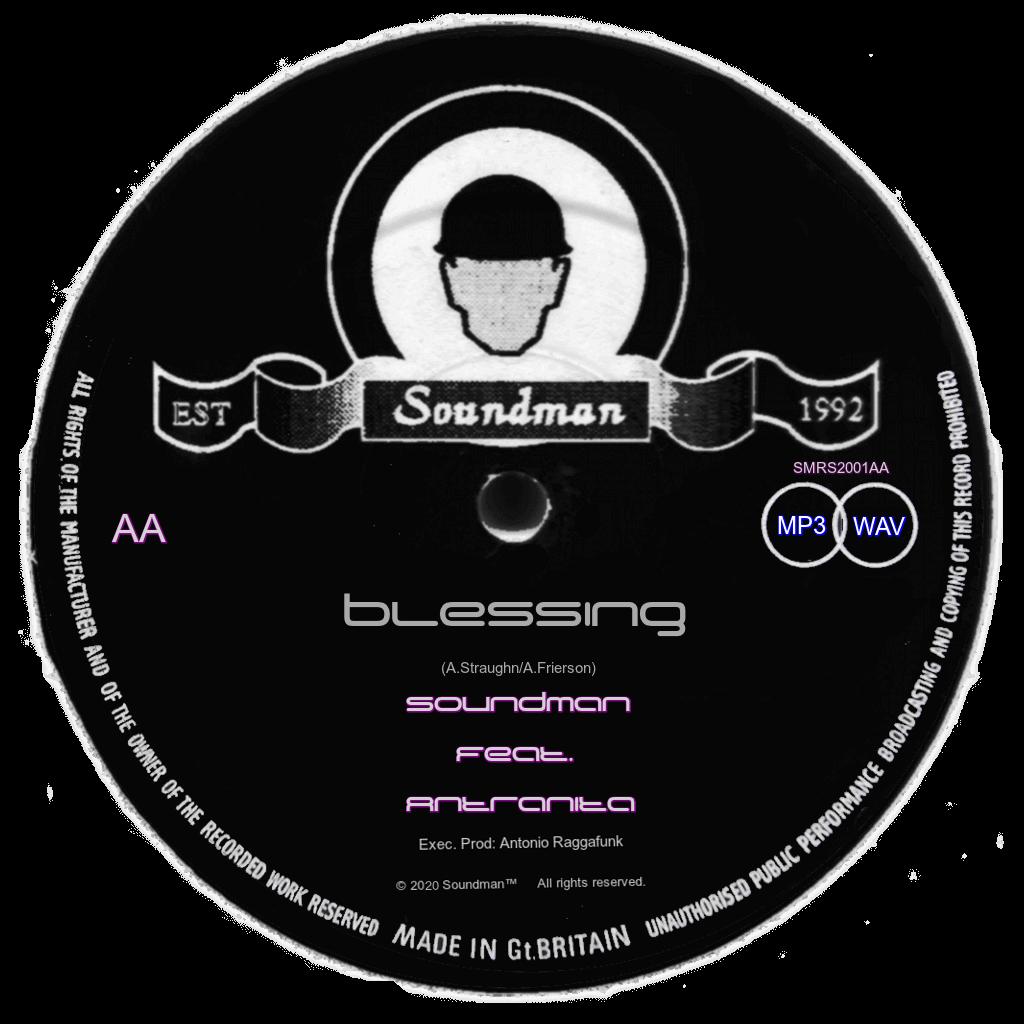 Blessing – Soundman Feat. Antranita